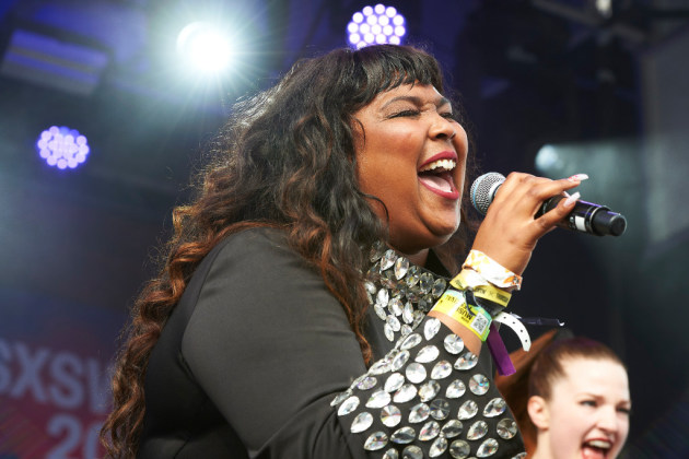 Lizzo played the Pandora party and many other gigs at March's South by Southwest conferences in Austin, Texas. / Tony Nelson for Star Tribune