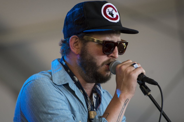 Justin Vernon at his popular Eaux Claires fest in 2015. / Aaron Lavinsky, Star Tribune