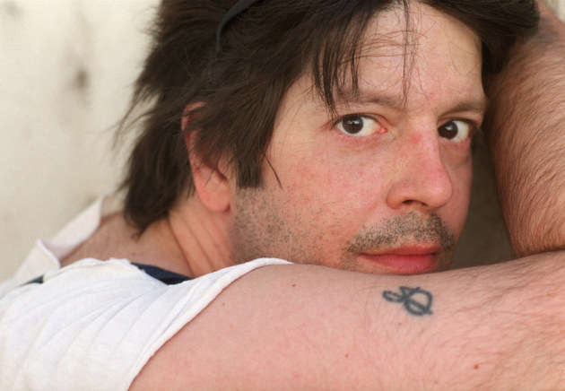 """Grant Hart in 2000 after the release of his """"Good News for Modern Man"""" album. / Jeff Wheeler, Star Tribune"""