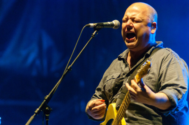 Pixies frontman Black Francis still screams with the best of them. / Stefano Buonamici, New York Times