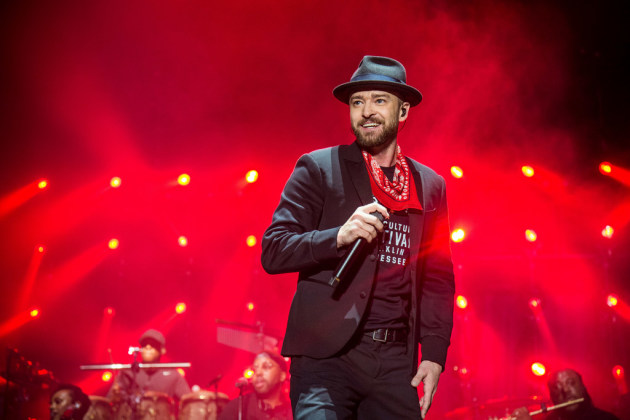 Justin Timberlake was announced as the Super Bowl's halftime show headliner in October. / Photo by Amy Harris, Invision/AP