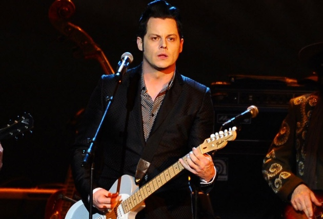 Jack White at the MusicCares Person of the Year concert in 2015. / Vince Bucci, Invision/AP