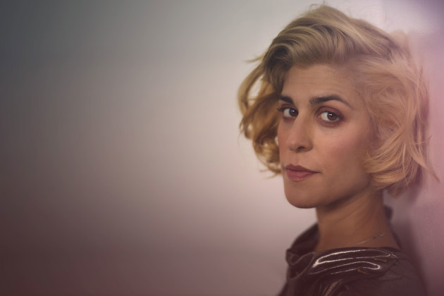 "Dessa debuted a new 'do ahead of a new album, ""Chime,"" coming Feb. 23. / Photo by Bill Phelps"