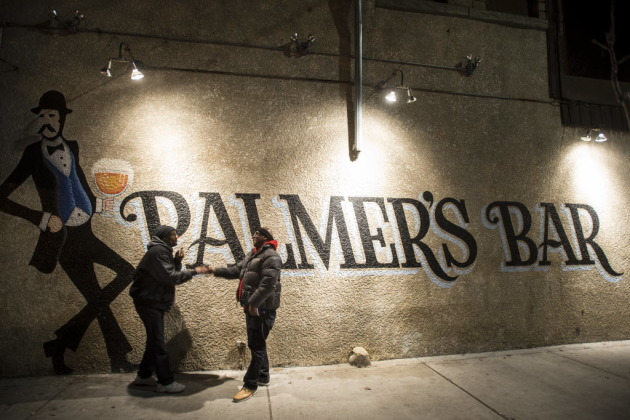 Palmer's was hailed by Esquire as one of America's great dive bars. / Aaron Lavinsky, Star Tribune
