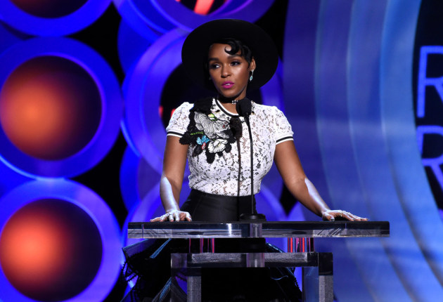 Janelle Monae presented the Robert Altman Award at the Independent Spirit Awards in March. / Chris Pizzello, Invision/AP