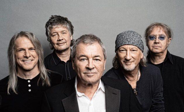 The highway stars of Deep Purple circa 2018.