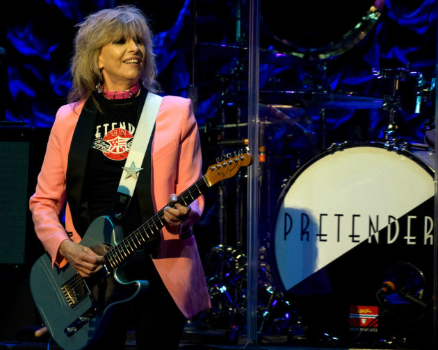 Chrissie Hynde and her Pretenders are among the $20 ticket options in the Twin Cities. / Robert Klein, Invision/AP