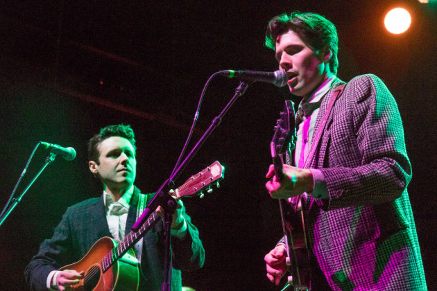 Page Burkum and Jack Torrey will perform with the Cactus Blossoms at the inaugural Frebella Festival. / Star Tribune file