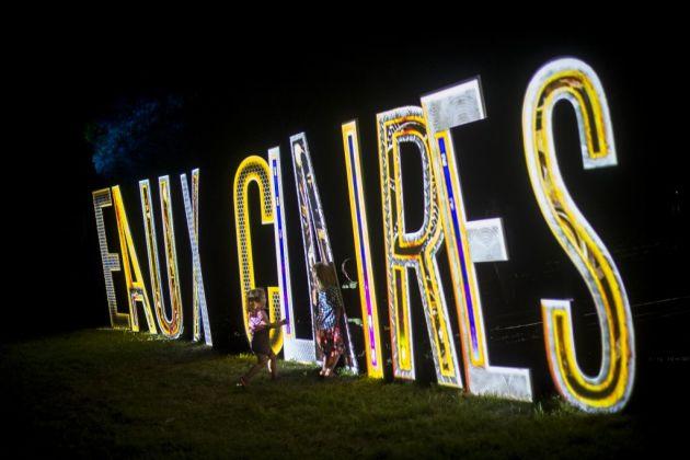 Last year's Eaux Claires fest got lit. / Aaron Lavinsky, Star Tribune