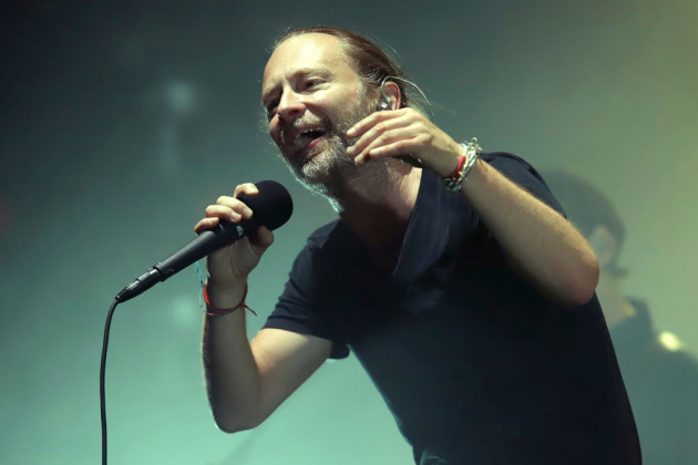 Thom Yorke played Madison Square Garden in July on Radiohead's U.S. tour but hasn't performed in Minnesota since 1997. / Greg Allen, Invision/AP