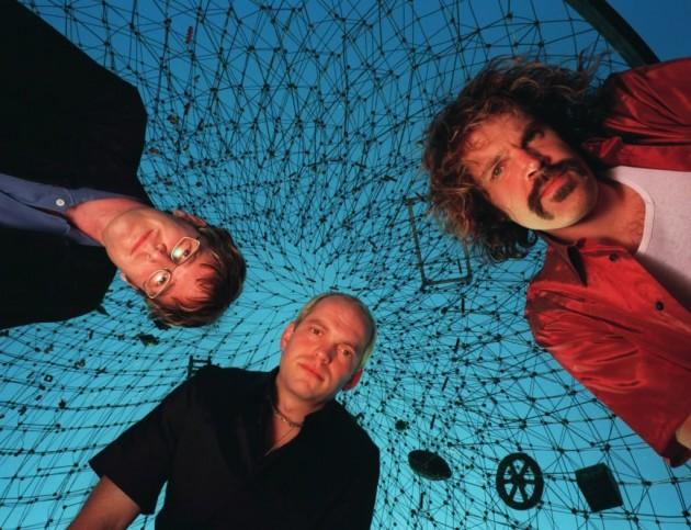 Semisonic circa 1998, from left: Dan Wilson, Jacob Slichter and John Munson. / Brian Peterson, Star Tribune file