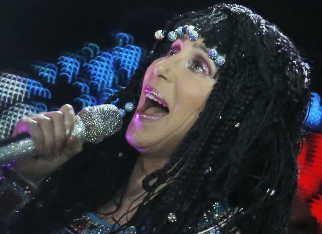 Omaha among Cher's stops for Here We Go Again Tour