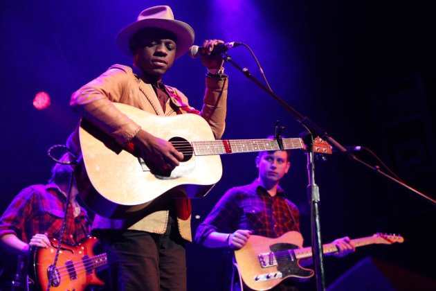 J.S. Ondara played 89.3 the Current's birthday party last year at First Avenue. (Anthony Souffle/Star Tribune)