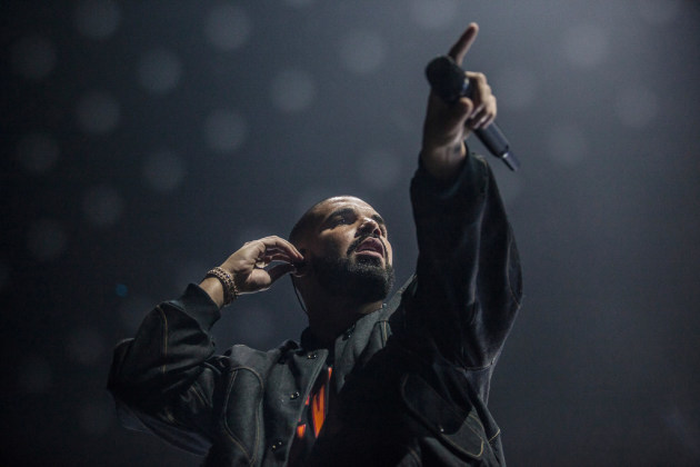 Drake has cancelled a few other stops on his tour besides St. Paul. / Tamir Kalifa, New York Times