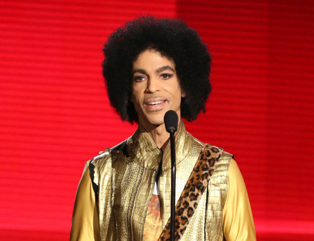 Prince never spoke out for political candidates in his lifetime. / Matt Sayles, Associated Press