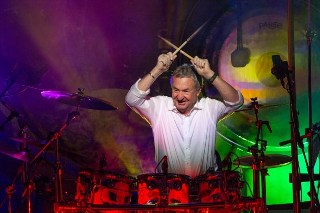 Nick Mason toured the U.K. with Saucerful of Secrets earlier this year. / Jill Furmanovsky