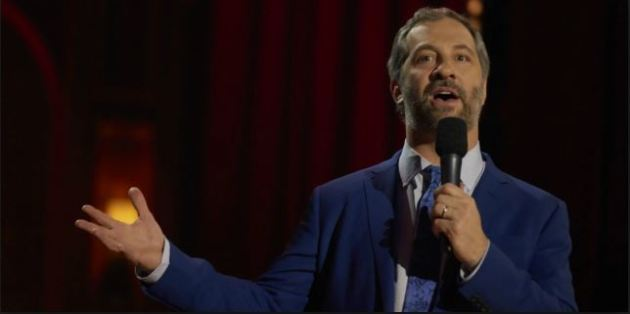 Judd Apatow's return to stand-up included a Netflix special last year. / Marc Seliger, Netflix