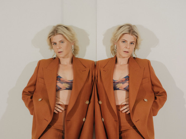 Swedish dance-pop hero Robyn went eight years between albums. / Ana Cuba, New York Times