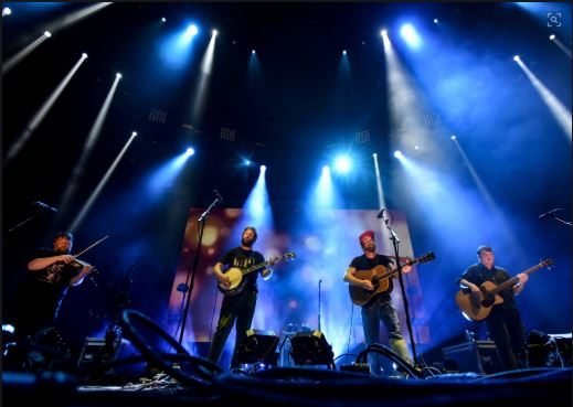 Trampled by Turtles sold out the Minnesota State Fair grandstand this past summer. / Aaron Lavinsky, Star Tribune