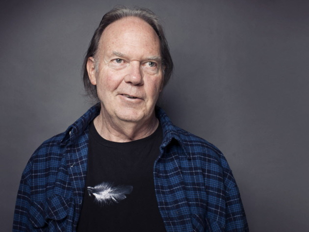 Neil Young last played Minnesota in 2010 at Northrop Auditorium. / Victoria Will, Invision/AP