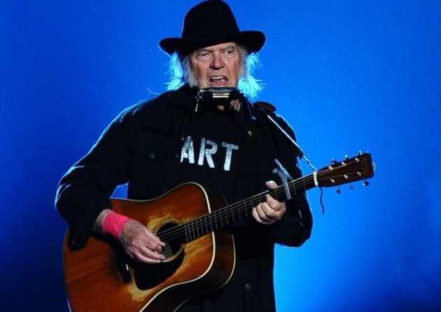 Neil Young is certainly making up for the eight-year gap since his last Twin Cities appearance. / Vince Bucci, Invision/AP