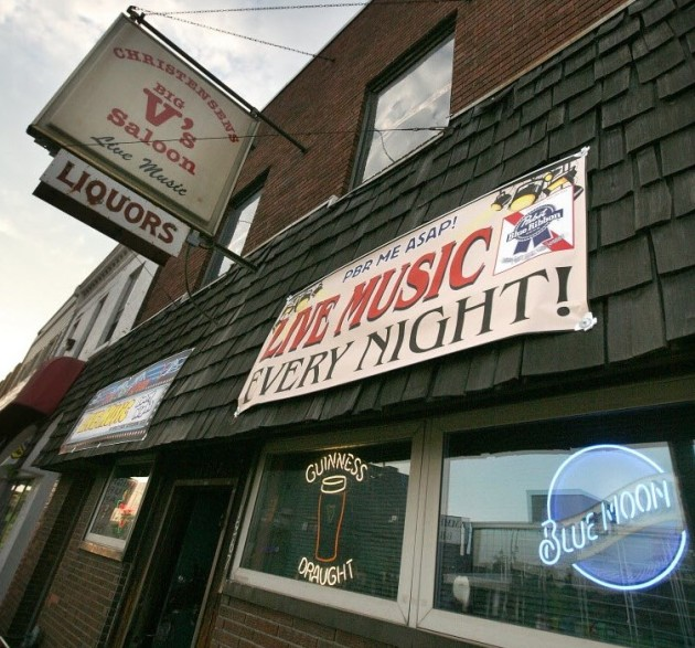 Big V's hosted a wild array of live music in its time. / Star Tribune file