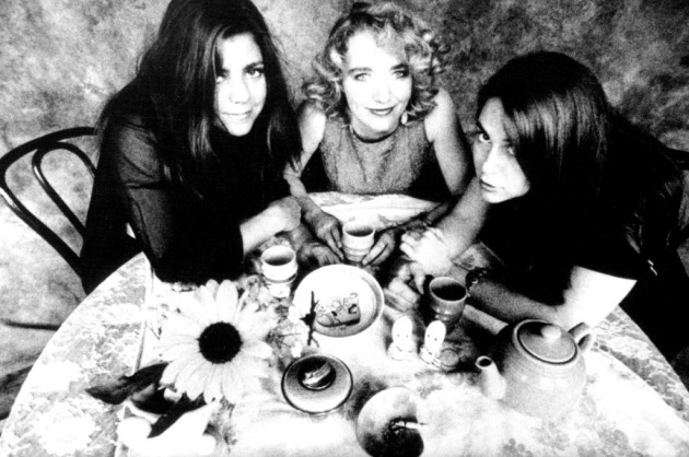 Zuzu's Petals will reunite for Sunday's event, after drummer Linda Pitmon (right) wrapped a Minus 5 tour with members of R.E.M. / Dan Corrigan
