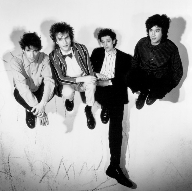 The Replacements circa 1988, from left: Paul Westerberg, Tommy Stinson, Slim Dunlap and Chris Mars. / Reprise Records publicity photo