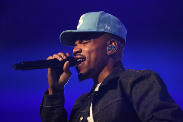 Chance the Rapper previously filled Xcel Energy Center in 2017. / Anthony Souffle, Star Tribune