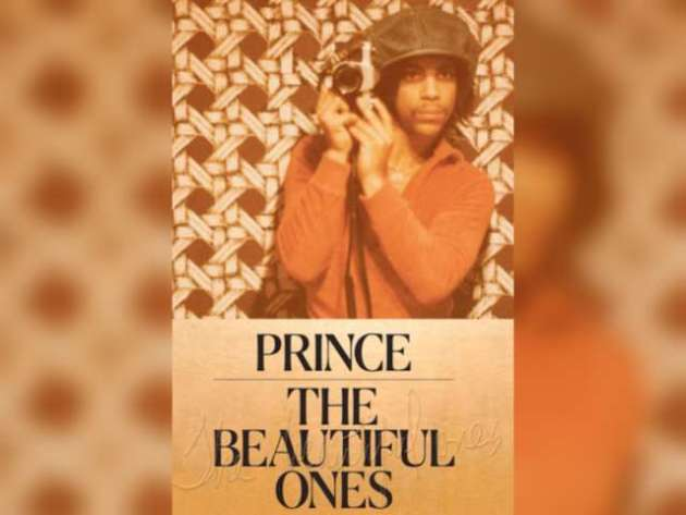 """Prince's memoir """"The Beautiful Ones"""" is due on shelves in late October. / Cover courtesy Random House"""