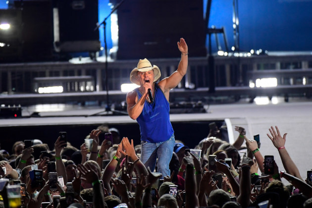 Kenny Chesney announces 2020 Gillette concert, date tickets on sale