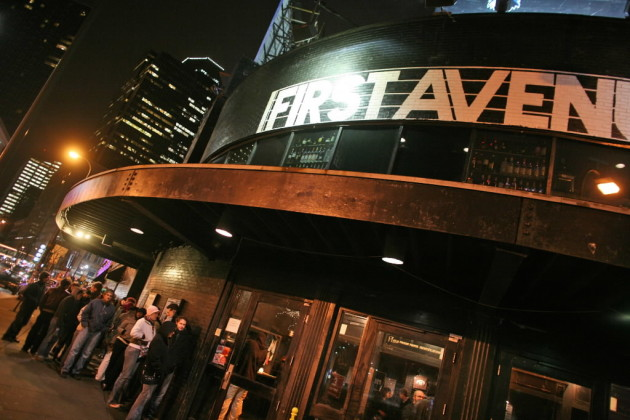 First Avenue sits across 1st Avenue from Target Center. / Jerry Holt, Star Tribune