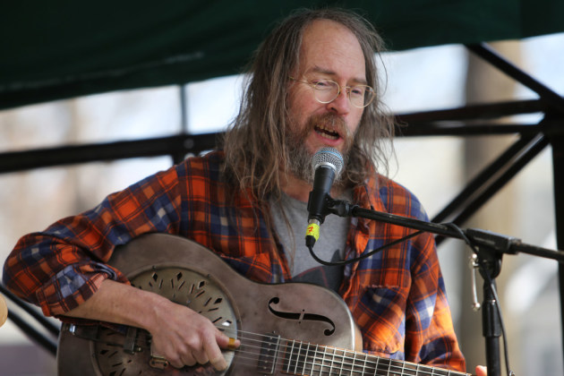 Charlie Parr also covered a Spider John Koerner tune on his new eponymous album. / Star Tribune file