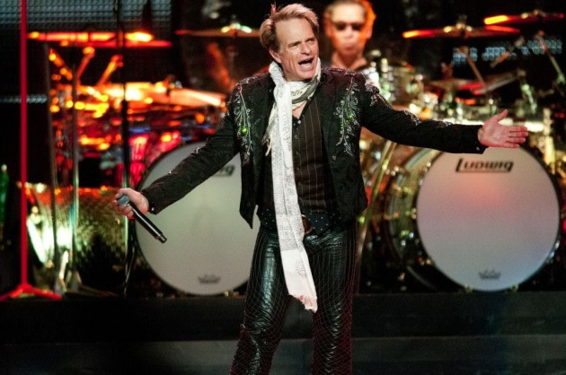 David Lee Roth last performed in town with Van Halen at Xcel Center in 2012. / Star Tribune file