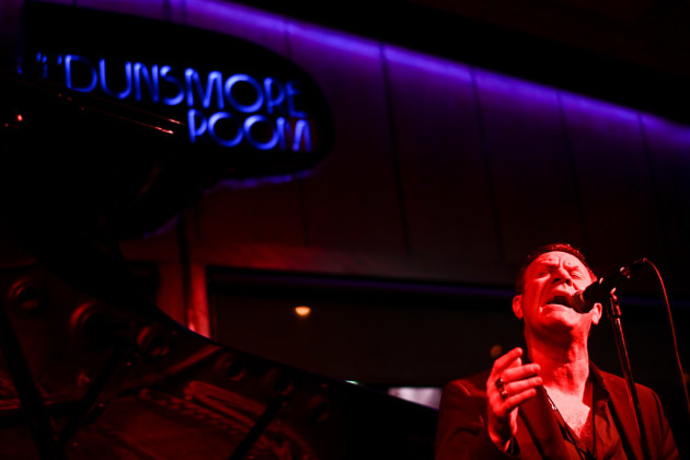 Mick Sterling performing last year at Crooners' Dunsmore Room. / Aaron Lavinsky, Star Tribune