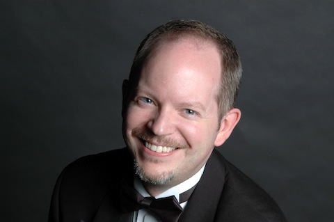 Ben Riggs, new director of Twin Cities Gay Men's Chorus / Photo courtesy of ...