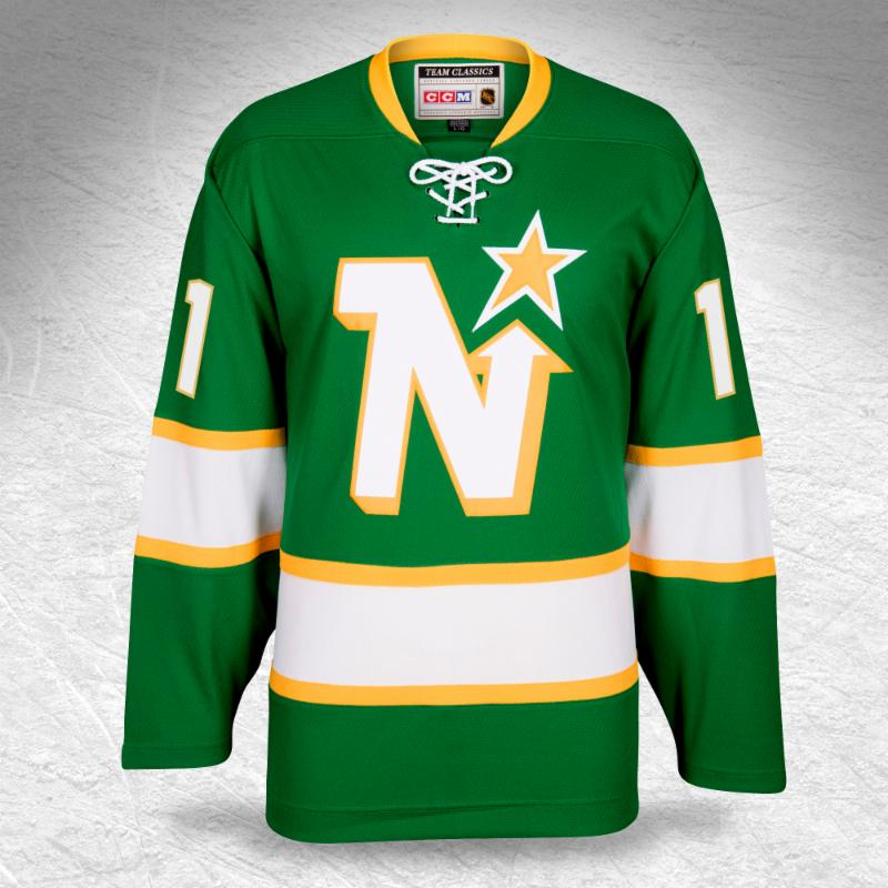 479177140 ... will wear replica North Stars jerseys in pregame warmups. This will be  the first time the Wild has worn the insignia in any sort of official  capacity.