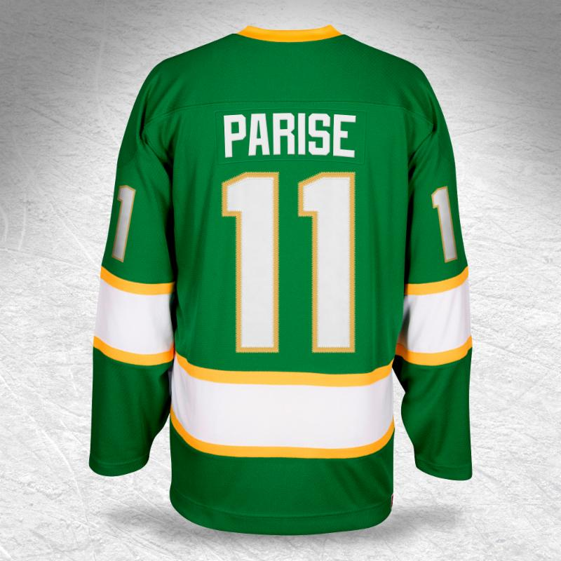 reputable site 1519a 6eae4 Wild to wear North Stars jerseys for final home game ... in ...