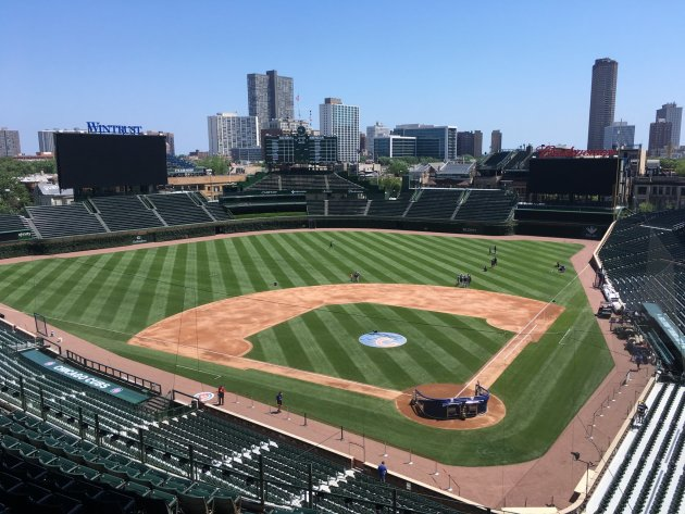 Early report from Wrigley Field: Willians Astudillo called up by ...