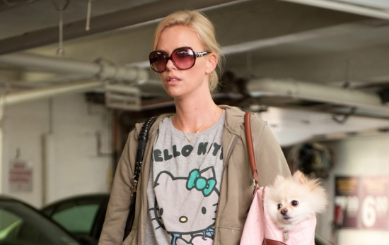 "Minnesota not at all nice. Charlize Theron as the abrasive antiheroine of ""Young Adult."" Photo: Paramount Pictures"