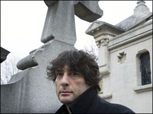 Neil Gaiman. Photo: AP