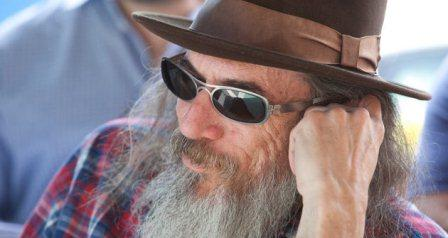 Do you hear what I hear? Director Larry Charles. Photo: Associated Press