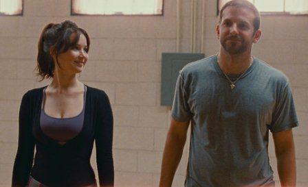 "Jennifer Lawrence and Bradley Cooper in ""Silver Linings Playbook,"" featured Oct. 18 at the Twin Cities Film Fest. JoJo Whilden / Weinstein Company"