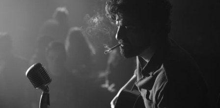 Oscar Isaac in &quot;Inside Llewyn Davis.&quot;