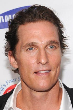 Rocket Man: McConaughey will star in Nolan's film of an epic voyage across time and space. Photo: AP