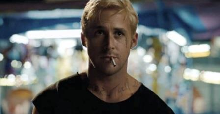 "Fathers, sons and legacies: Ryan Gosline in ""The Place Beyond the Pines.""     Photo: Focus Features"