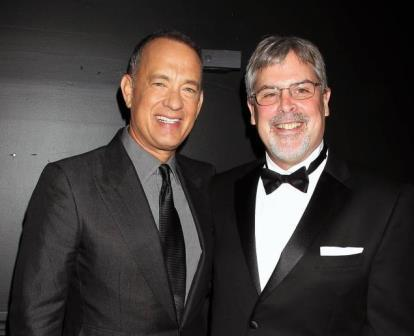 "In ""Captain Phillips,"" Tom Hanks plays Merchant marine Capt. Richard Phillips, right. Photo: Dave Allocca, AP"
