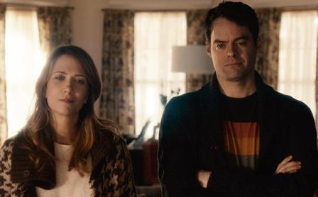 "Kristen Wiig and Bill Hader in ""The Skeleton Twins."" Photo: Reed Morano."