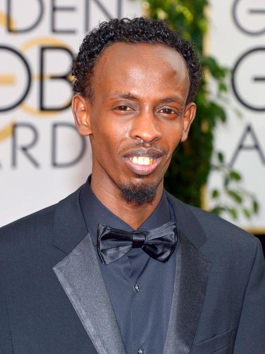 Barkhad Abdi. Photo: AP