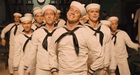 """Channing Tatum in """"Hail, Caesar!"""""""